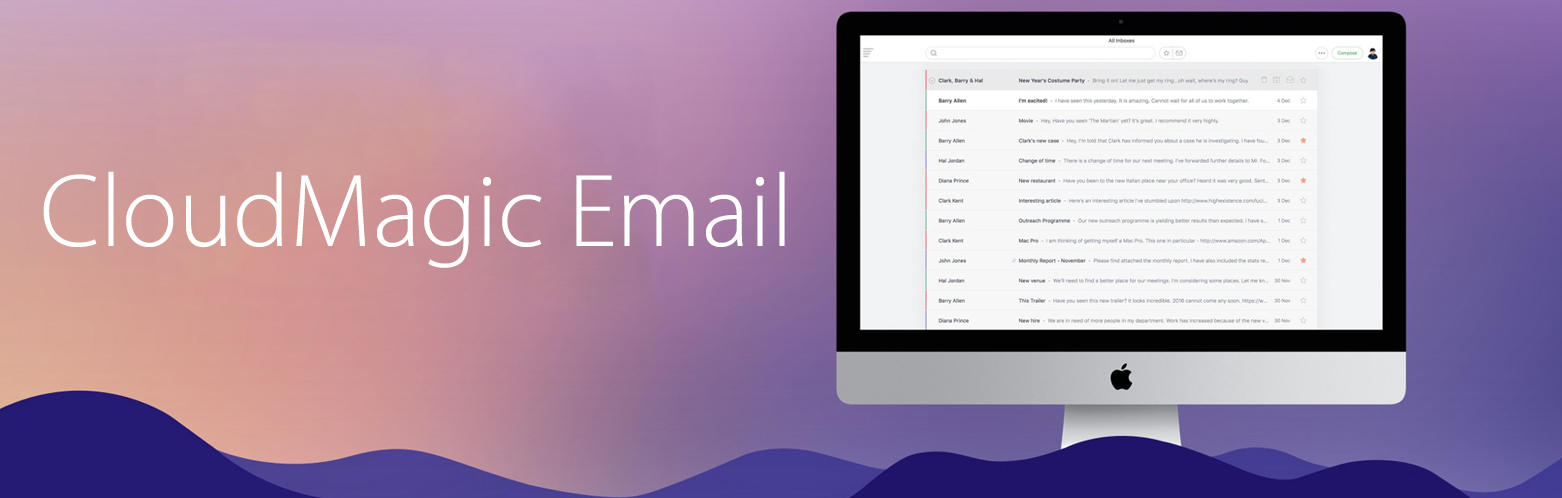 Download CloudMagic Email