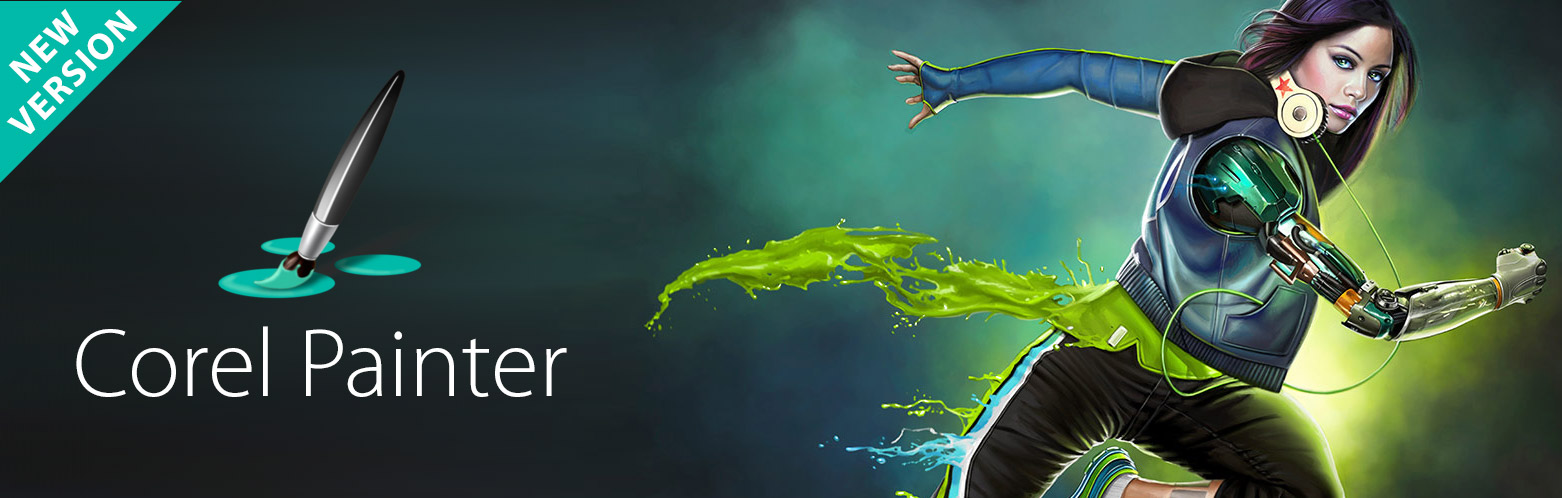 Download Corel Painter