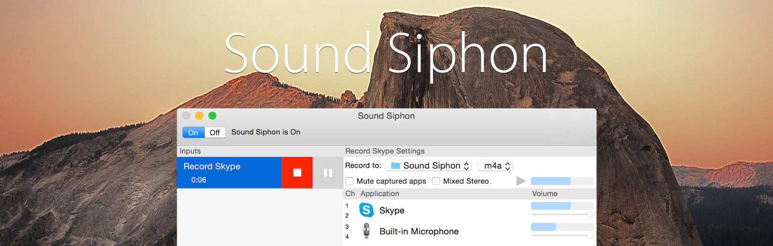 Download Sound Siphon