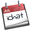 iCal Calling iChat!