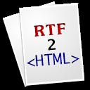 RTF2HTML for Mac