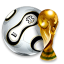 World Cup 2006 Icons for Mac