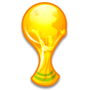 Comic World Cup Icons for Mac