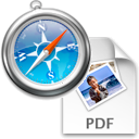 Safari-Display or Download PDF files