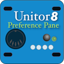 Unitor 8 Preference Pane for Mac