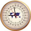 Time Zone Icon