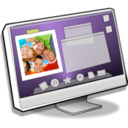 Desktop Photoframe for Mac