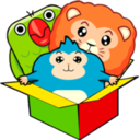 The Loonimals Toy Box