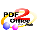 PDF2Office for iWork For Mac
