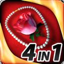 Hidden Objects 4 in 1 Romance Pack