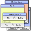 Voice Stickies