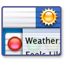 WeatherMenu For Mac