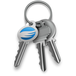 GPG Keychain Access