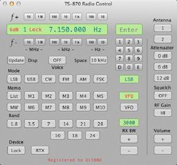 TS870RC for Mac