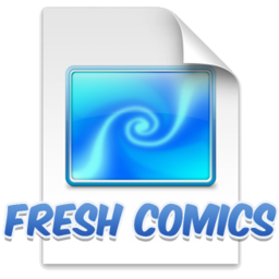 Fresh Comics Screensaver