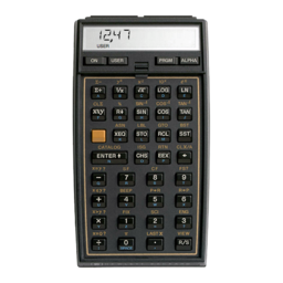 cs-41 RPN calculator