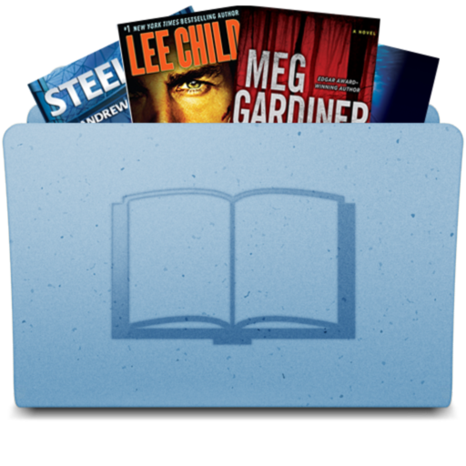 E-Book Cover Icons