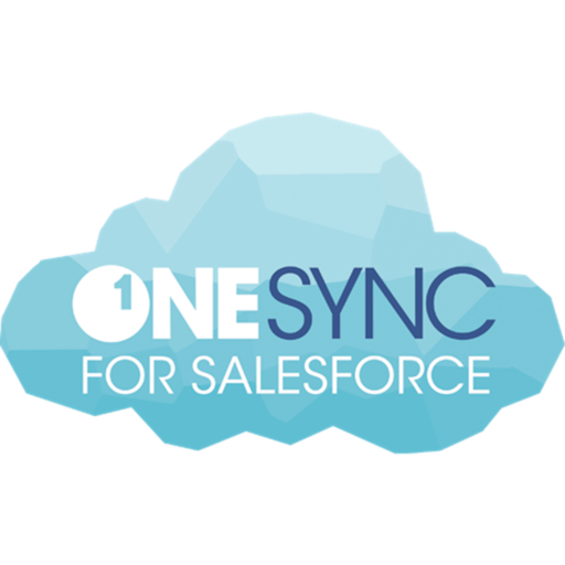 Salesforce Icon Onesync For Salesforce Icon