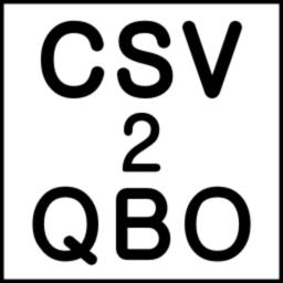 CSV2QBO