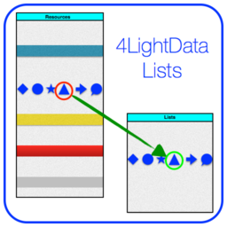 4LightData Lists