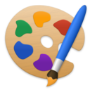 Paintbrush is part of Paint for Mac