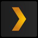 Plex Home Theater logo