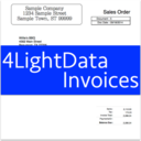 4LightData Invoices