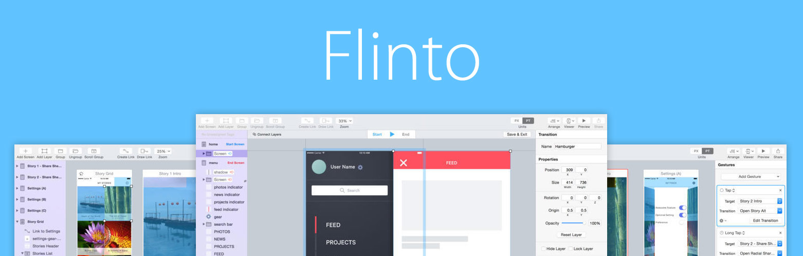 Download Flinto