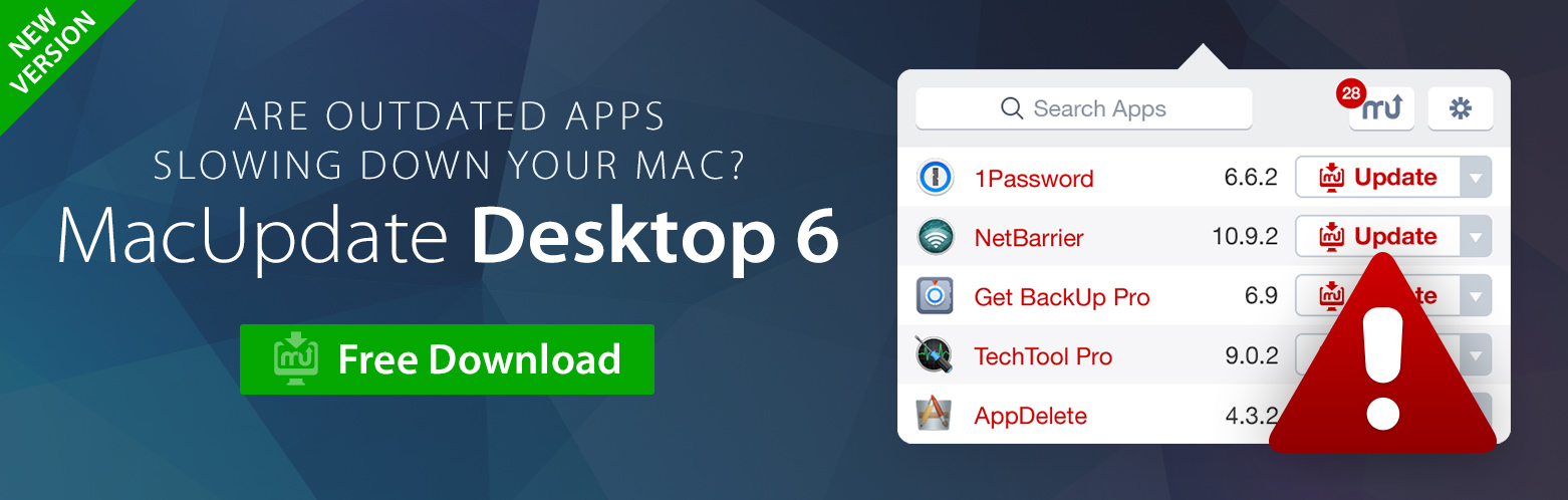 Download MacUpdate Desktop