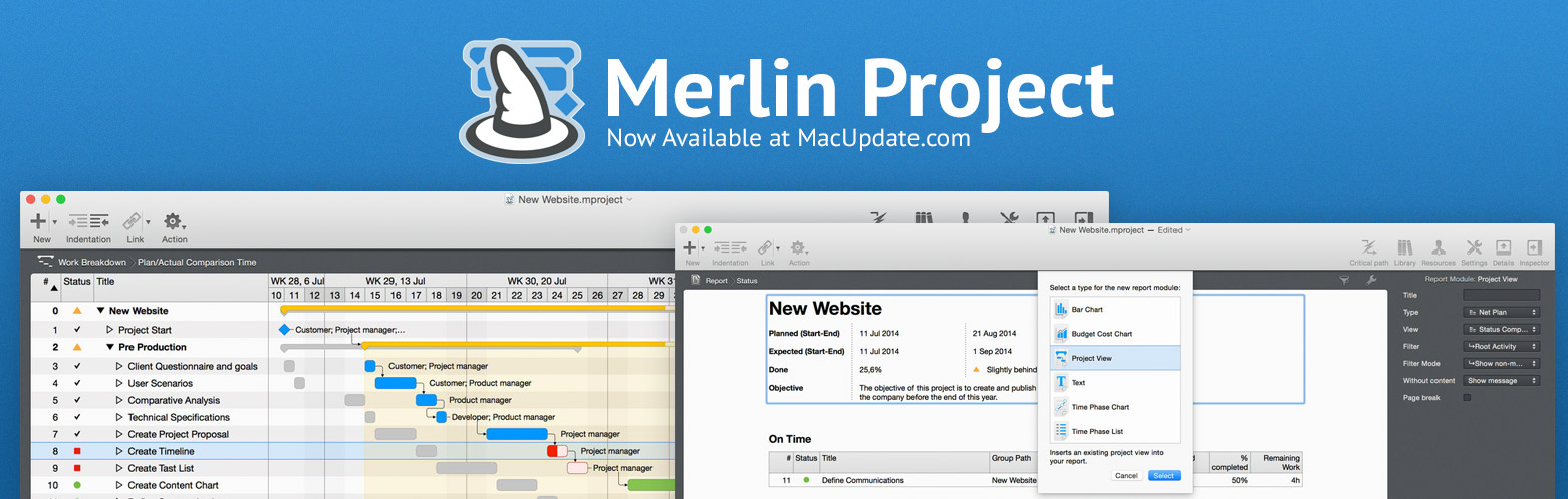 Download Merlin Project
