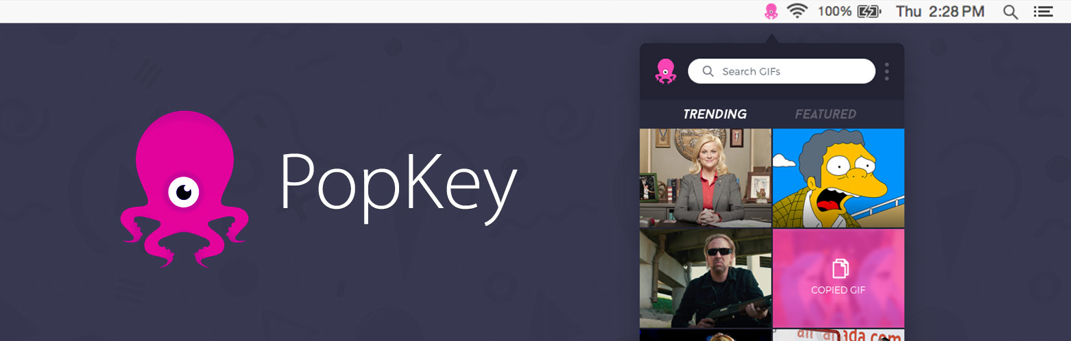 Download PopKey