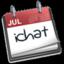 iCal Calling iChat! icon