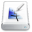 Clean Up Non Mac Disks icon