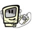 The maccast RSS Widget icon