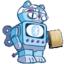 Bluetooth vCard Blaster icon
