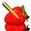 DrawBerry icon