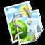 PhotoStitcher icon