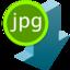 DropJPG icon