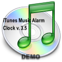 iTunes Music Alarm Clock 7.5.1