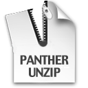 Panther Unzip 1.0
