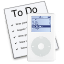 ToDo X to iPod Notes 1.1