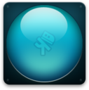 Deep Blue Stress Widget