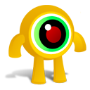 Crazy Eye Icons