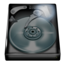 Glass Disk Icons 1.0