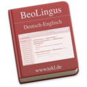 BeoLingus German-English Dictionary Plugin 2015.10.08