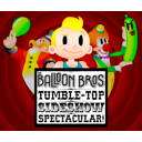 The Balloon Brothers Tumble Top Spectacular 1.34
