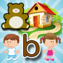 Tiki Bear Phonics - Consonant Sounds 1.0