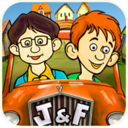 Jim & Frank Mysteries: Blood River Files 1.1.1