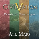 Civilization V: Cradle of Civilization Maps Bundle 1.0