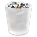 OS X Yosemite Trash Icon 1